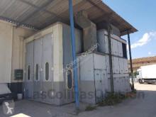 wyposażenie ciężarówek Iveco PARIOL- CABINA DE PINTURA CAMION