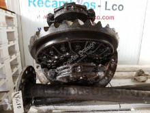Volvo wheel suspension