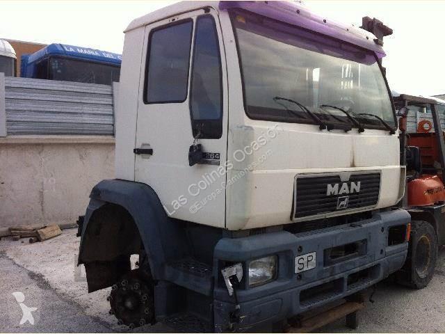 Ver las fotos Repuestos para camiones MAN 18.264 SILENT