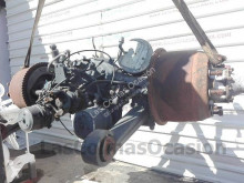 sospensione ruote Scania