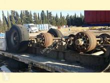 suspensão das rodas BPW