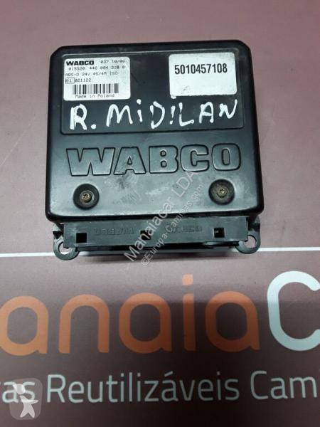 Zobaczyć zdjęcia Części zamienne do pojazdów ciężarowych Wabco Boîte de commande  4460043180 , 5010457108 pour camion