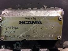 Scania Moteur pour camion DSC1415