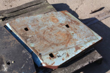 ricambio per autocarri Terex 11650 Lower cheek plate RH
