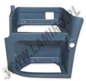 Renault moveable step / doorpost