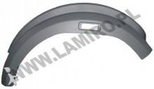 Mercedes wheel arch