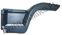 Iveco moveable step / doorpost