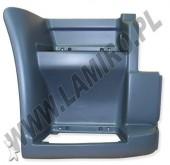 Volvo moveable step / doorpost