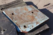 Terex 11650 Lower cheek plate RH equipment spare parts