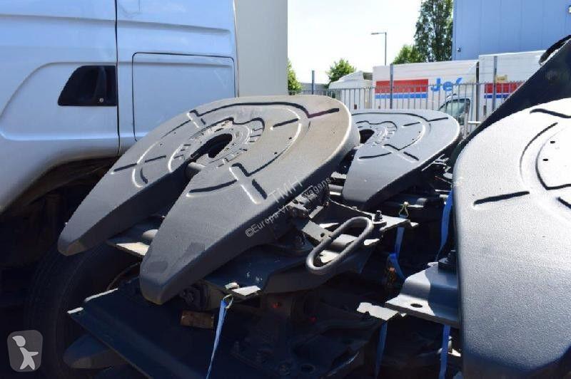 Voir les photos Pièces détachées PL Jost Sellette d\'attelage JSK38G1 pour tracteur routier