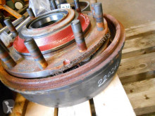 used axle suspension