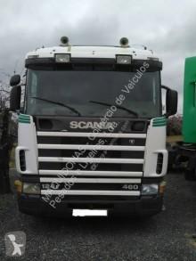 veículo para peças Scania