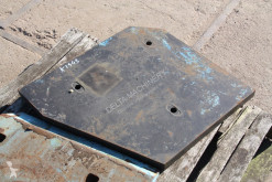 Terex 11650 Lower cheek plate LH truck part
