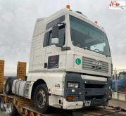 części zamienne do pojazdów ciężarowych MAN TGA 18.460