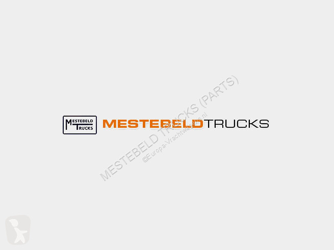 Voir les photos Pièces détachées PL nc Marchepied MERCEDES-BENZ BEVESTIGINGSBUIS OPSTAPBAK pour camion MERCEDES-BENZ AXOR neuf