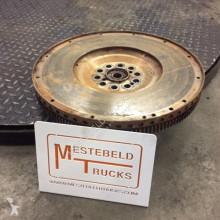 used flywheel / crankcase