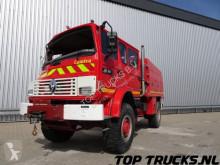Renault M180 Midliner fire brigade - brandweer - watertank 2500 - Ongeval, Unfall, Accident!!