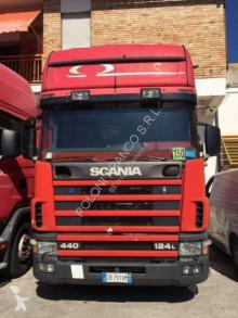 ricambio per autocarri Scania Boîte de vitesses 124l - 440 (cambio con retarder) top line pour bus