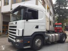 Scania Boîte de vitesses pour camion 124L