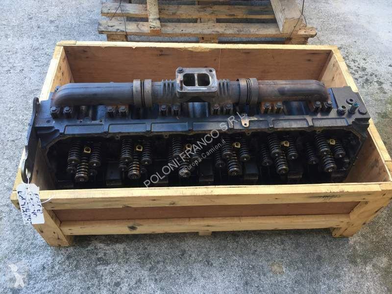 Voir les photos Pièces détachées PL nc Culasse de cylindre Testa CILINDRI CURSOR 10 E5 5801478431 pour camion