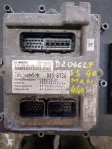 pièces détachées PL MAN Unité de comde Centralina motore usata e5 d2066lf40 pour camion 440