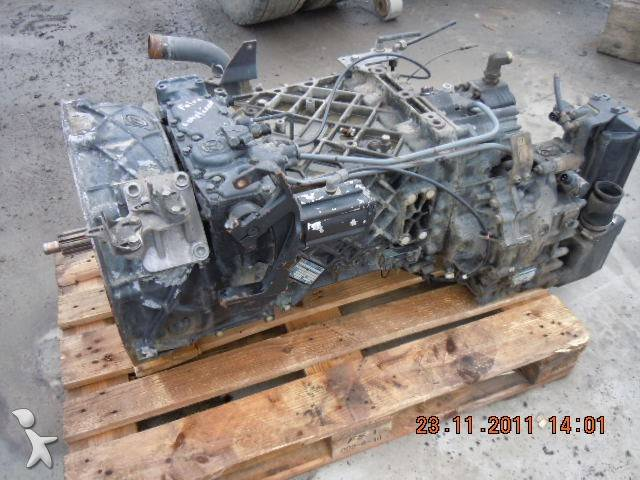 used zf gearbox boite de vitesse renault zf 16s151 it n 450464. Black Bedroom Furniture Sets. Home Design Ideas