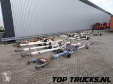 Demag Duwstangen, Schubstangen, Push bars - Airport truck part