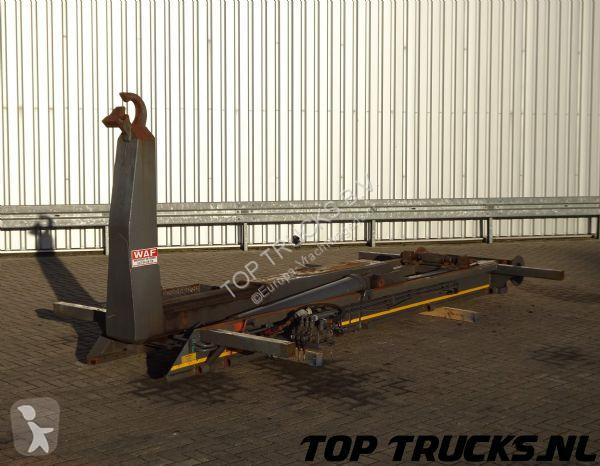 Voir les photos Équipements PL Leebur LBS-25 - 5 mtr, 25 T. Haakarm, Abrolkipper, Hooklift