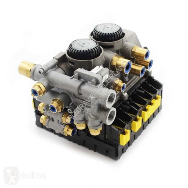 Zobaczyć zdjęcia Części zamienne do pojazdów ciężarowych Wabco Modulateur EBS  EBS-E VGM Modulator pour excavateur neuf