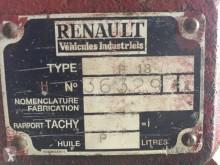 transmisión Renault