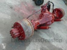 DAF wheel suspension