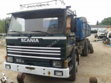 sistema de escape Scania