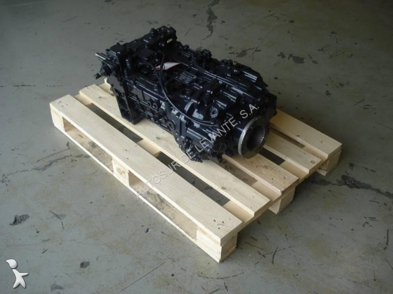 boite de vitesses zf ecomid 6s109 occasion n 1431628. Black Bedroom Furniture Sets. Home Design Ideas