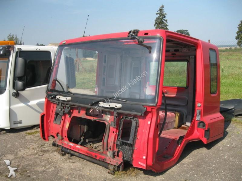 cabine daf cabine pour cf 85 tracteur routier occasion n 1686300. Black Bedroom Furniture Sets. Home Design Ideas
