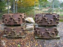 Bilder ansehen Caterpillar (76) 928/936/938/950 E/F/G steelwheels - Walzräder LKW Ersatzteile