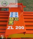 Zobaczyć zdjęcia Części zamienne do pojazdów ciężarowych nc Moderntech Kehrmaschine ZL 200/sweeper /barredora neuf