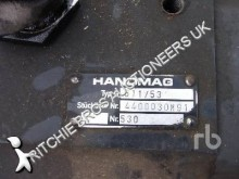 View images Hanomag truck part