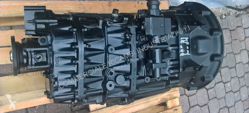 used man gearbox eaton fso8309a bo te de vitesses pour camion n 2312314. Black Bedroom Furniture Sets. Home Design Ideas