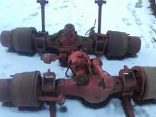 Bilder ansehen Iveco 260 30 6x4 Antriebsachsen LKW Ersatzteile