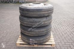 Vedere le foto Ricambio per autocarri Kumho Tyre 11R22.5 4xband met velg (95%)