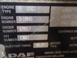 Voir les photos Pièces détachées PL DAF PE 183C1