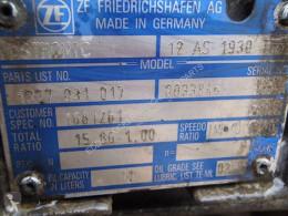 Voir les photos Pièces détachées PL DAF ASTRONIC 12 AS1930 TD