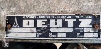 Ver as fotos Peças pesados Deutz Moteur  /Engine F6L413 V pour camion