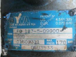 Voir les photos Pièces détachées PL Hyva Hydraulik Kippzylinder F0183-5-09000-000