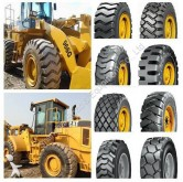 Caterpillar Wheel Loader Motor Grader Tyre Tire for 17.5-25 20.5-25 23.5-25 26.5R25 equipment spare parts