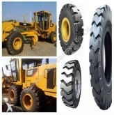 Caterpillar Otr Grader Tires Wheel Loader Tires 17.5-25 23.5-25 equipment spare parts