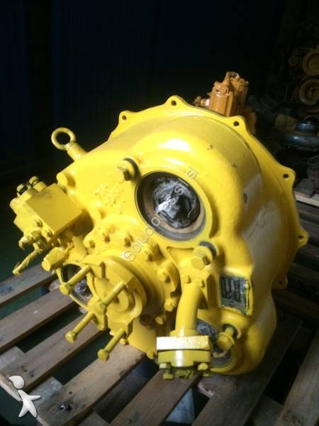 View images Komatsu HD 325 convertidor equipment spare parts