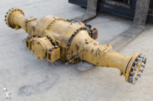 Caterpillar axle