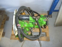 Perkins oil pump