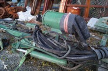 used drilling, harvesting, trenching pieces